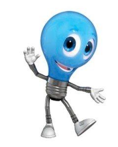 bluelight-mascot