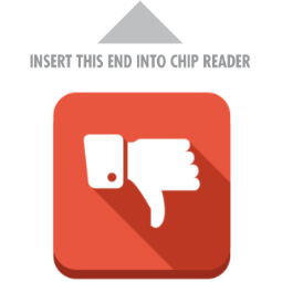 No Chips Notification Device