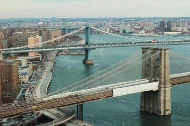 A bridge enables connections