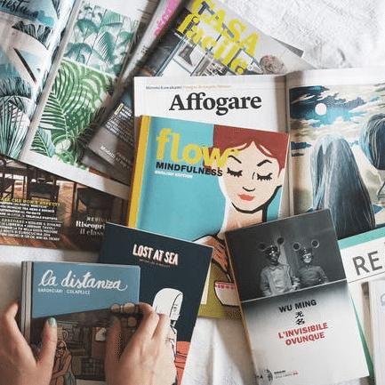 Magazine Revenue Ideas