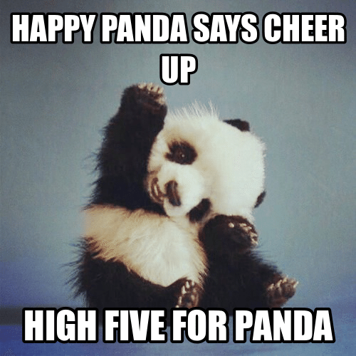 Happy High-Fives