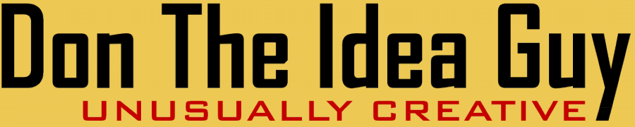 Don The Idea Guy Logo