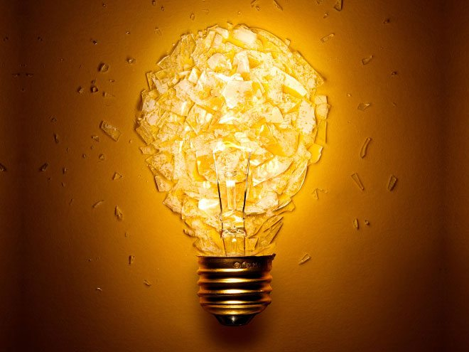 How Many Idea Guys Does It Take To Change A Lightbulb?