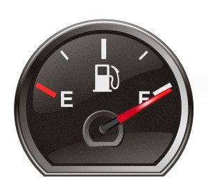 Empty Tank Full Mind