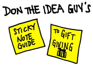 Yellow Sticky Guide_Gifts_cover