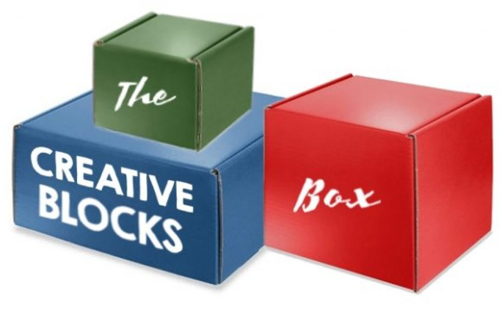 Creative Blocks Box Club