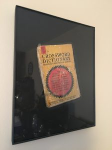 Gram's crossword dictionary