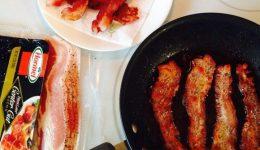 ideas are like bacon