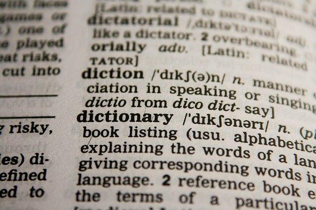 creative vocabulary